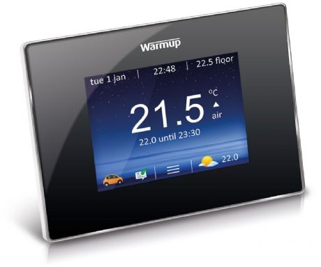 Electric Underfloor Heating | Buy Warmup 4ie WiFi Thermostat